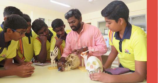 Best ICSE Schools in Vidyaranyapura